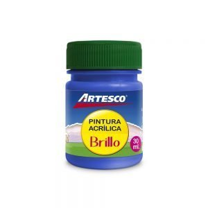 Pintura Acrílica Brillante 30ml